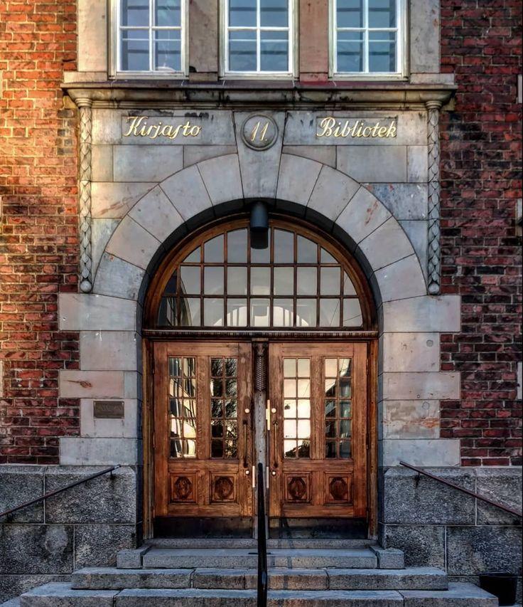 Kallio library, Helsinki