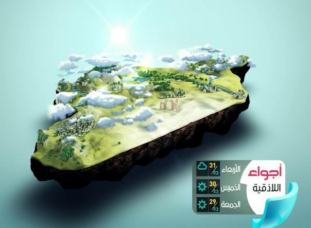 Ajwa' Syria | Weather System on Vimeo