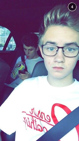 Jack and Jack, johnsons wearing glasses *dies then comes back to life*