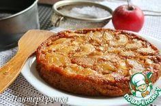 Яблочный пирог-перевертыш от Джейми Оливера (воду не добавляйте.читайте комментарий)