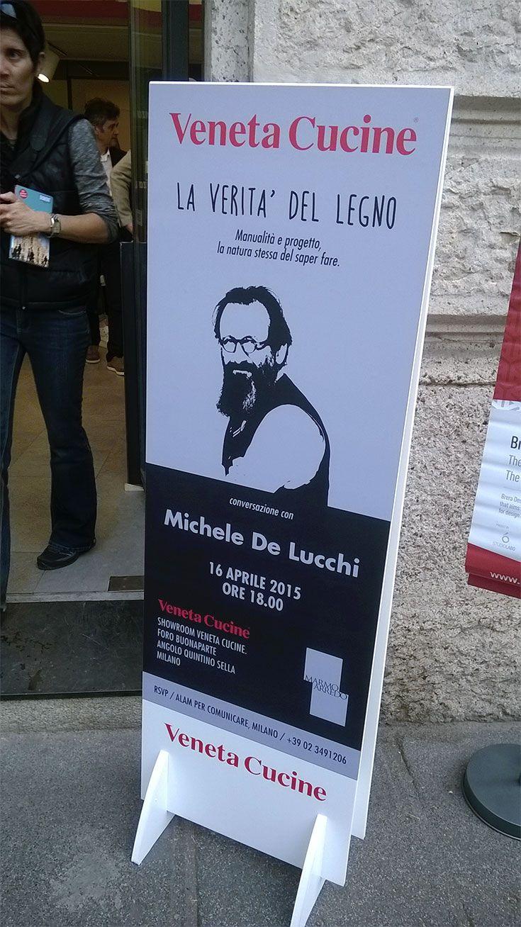 #milanodesignweek #eurocucina2015 #venetacucine #breradesigndistrict