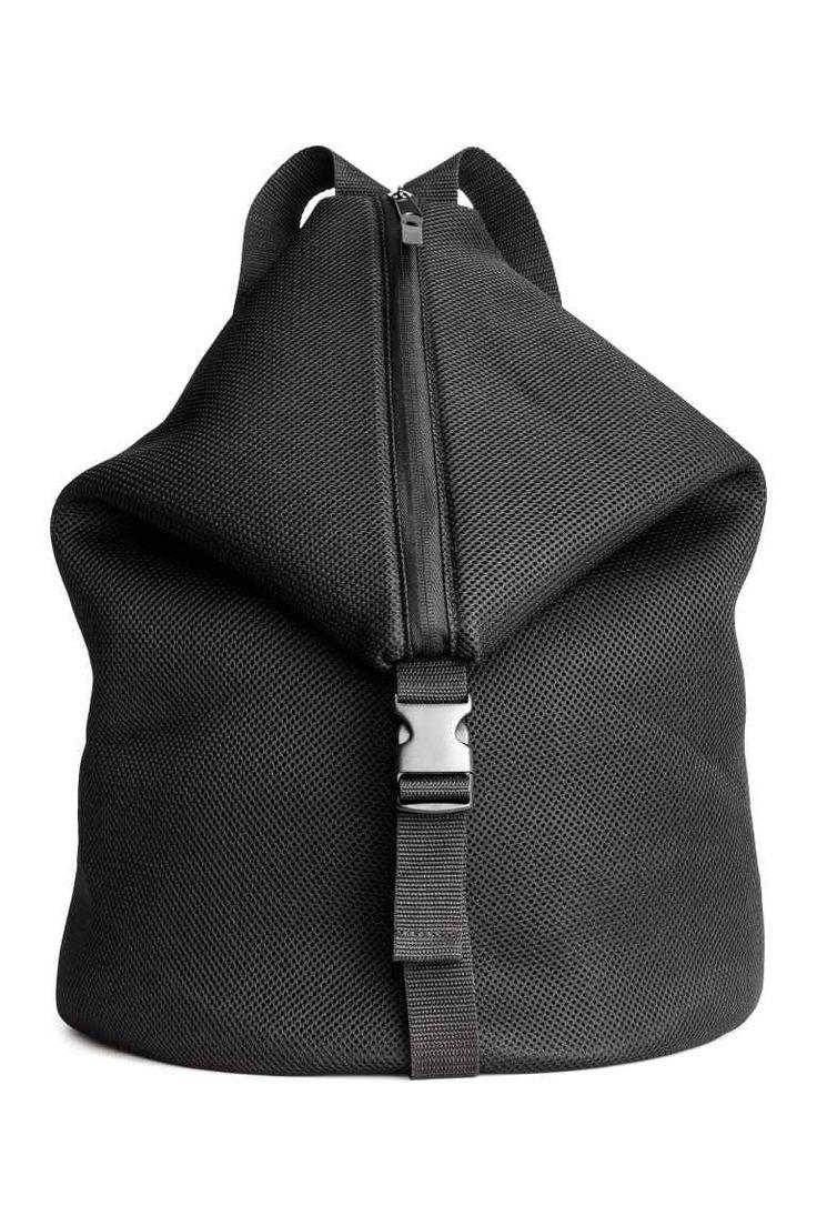 Mesh backpack - Black - Ladies | H&M
