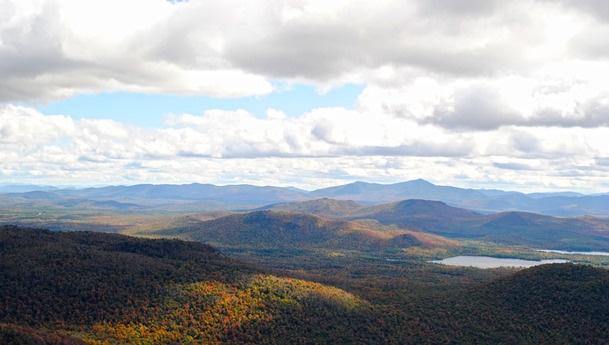 Loon Lake Mountain, Adirondacks, NY