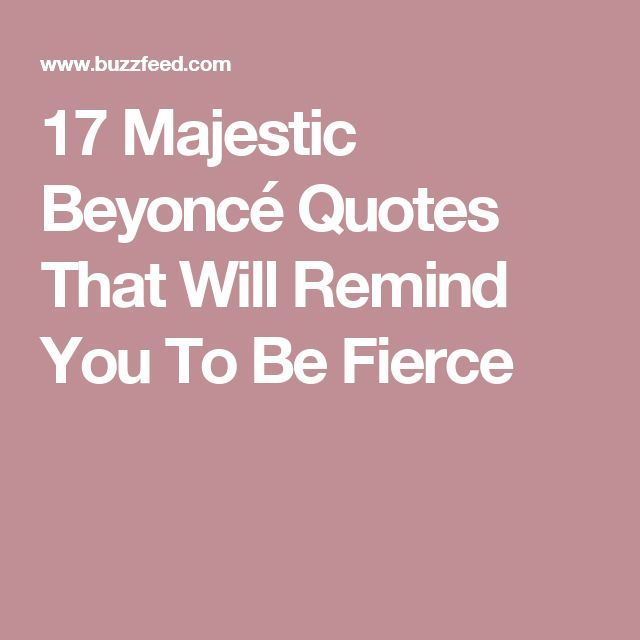beyonce quotes about boys - photo #31