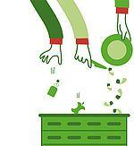 Les consignes de tri des déchets - La Métropole de Lyon