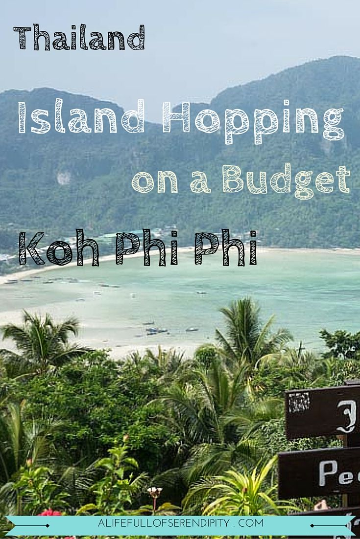 Thailand Island Hopping on a Budget - Koh Phi Phi (2). In this three-part series I detail my experience of Island Hopping in Thailand. I have visited 3 islands: Koh Phayam, Koh Phi Phi, Koh Tao.