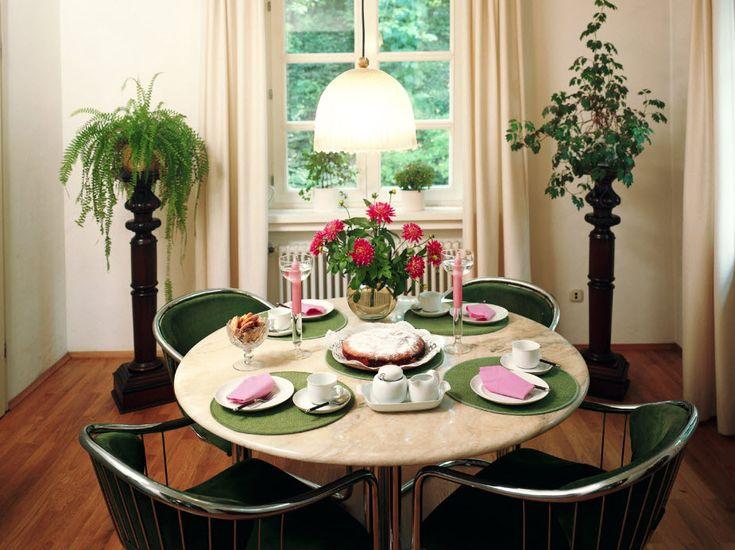 emejing round dining room table decorating ideas ideas - design