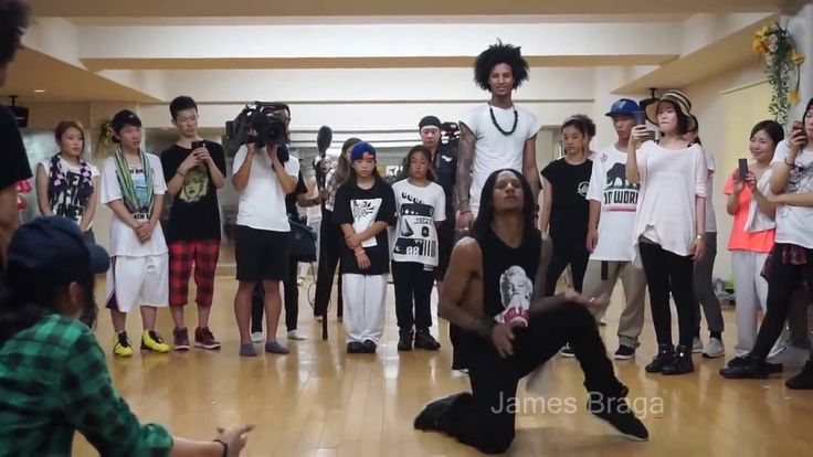 Freestyle Les Twins 2016