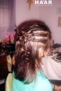 Frisuren mit torzadas (2)