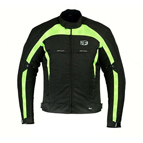 Black Body Armour MX Motocross Motorcycle Mountain Cycling Skating Snowboarding spine Protector Guard Bionic Jacket (2XL)