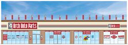 New Arch Auto Parts Store in Queens, NY, Provides Exact Parts Needed for 95 Percent of Shoppers