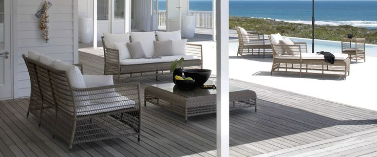 Malibu Range All-Weather Patio Furniture-perfect for those breezy seaside afternoons