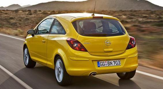 Opel Corsa D 5 doors models - http://autotras.com