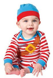bebe  pirata