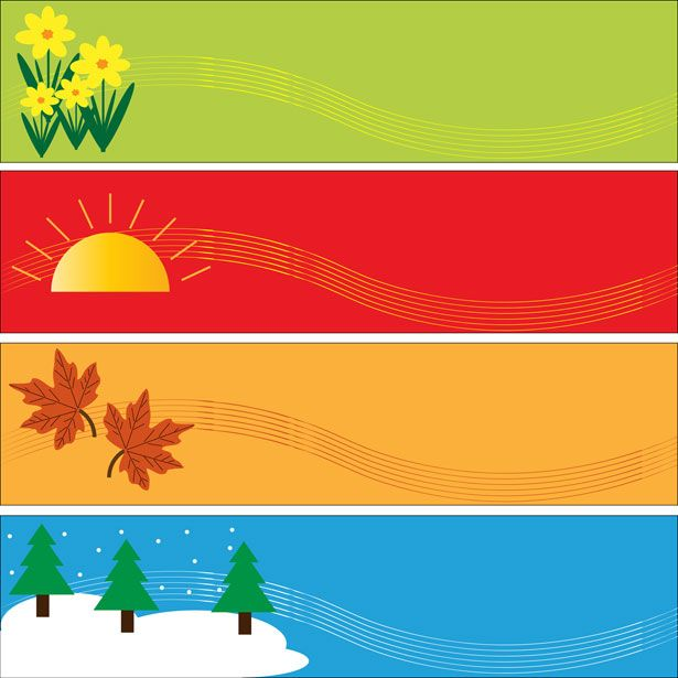 Banners de temporada