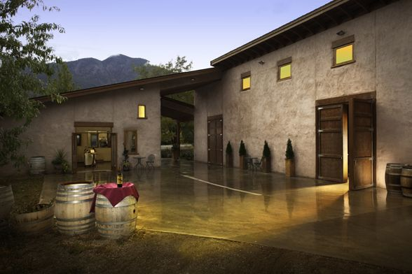 "Similkameen Valley's ""Orofino Strawbale Winery"" In BC 
