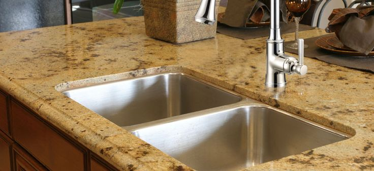 LUXART? -Stainless Steel Sinks Kitchen and Bath Ideas... Can be ...