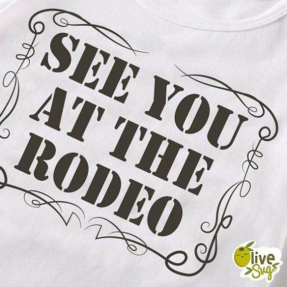 meet me at the rodeo shirt
