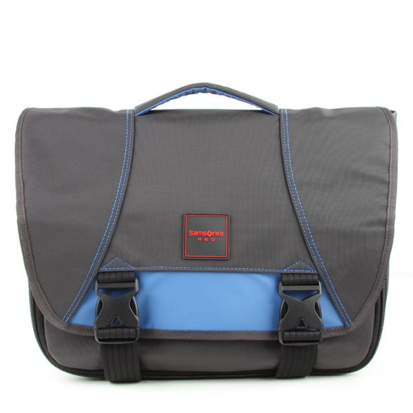 MOPAD MESSENGER BAG_LARGE_DARK GREY