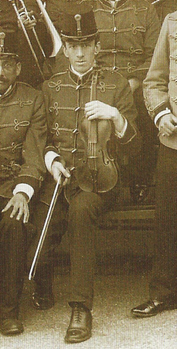 Gallant: Wallace Hartley and his band played on as Titanic sank