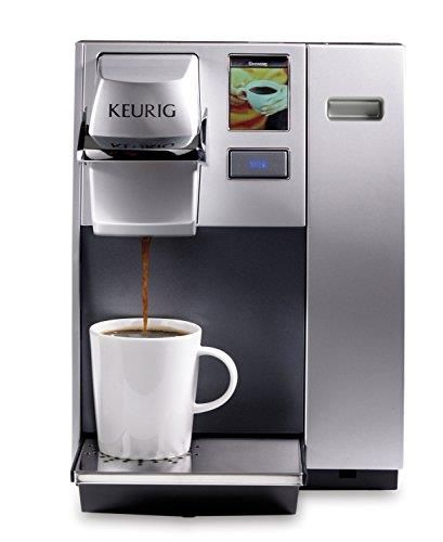 Keurig K155 Office Pro Single Cup Commercial K-Cup Pod Coffee Maker, Silver review