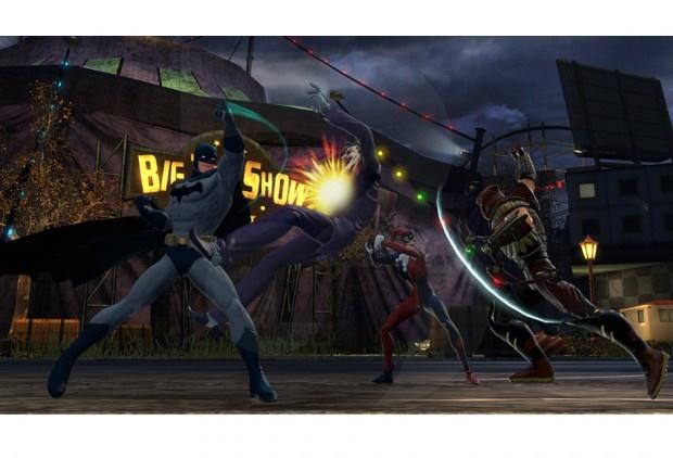 I want to be a super hero!  DC Universe Online Screenshot http://dc-universe-online.browsergames.de/bilder/