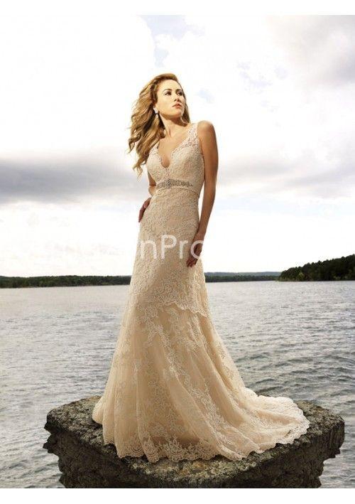 8 best budget vintage wedding dress images on Pinterest | Wedding ...