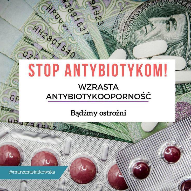 Antybiotyki – czy zawsze warto po nie sięgać❓ Polska jest w pierwszej dziesiątce krajów europejskich, w których przyjmuje się najwięcej antybiotyków.  https://myduolife.com/link/573119b2d45ebd5c #antybiotyki #grypa #infekcja #skutki #uboczne #rujnują #zdrowie #leczsienaturalnie #antibiotics #side #effect #alergic