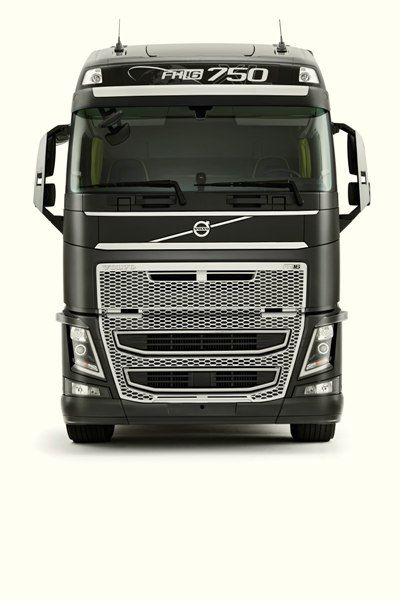 Volvo FH16 750 - o caminhão mais potente do mundo - MotorDream