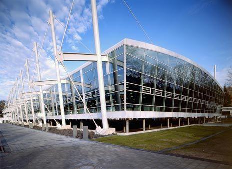 Leichtathletikhalle, Hamburg