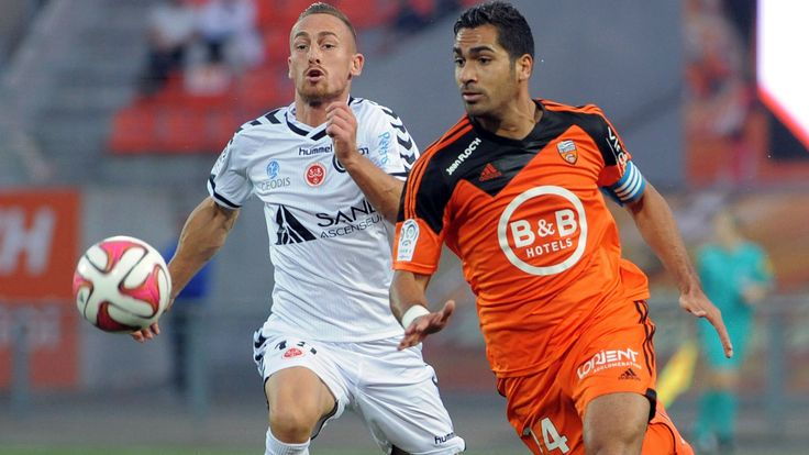 @Lorient Wesley Lautoa #9ine