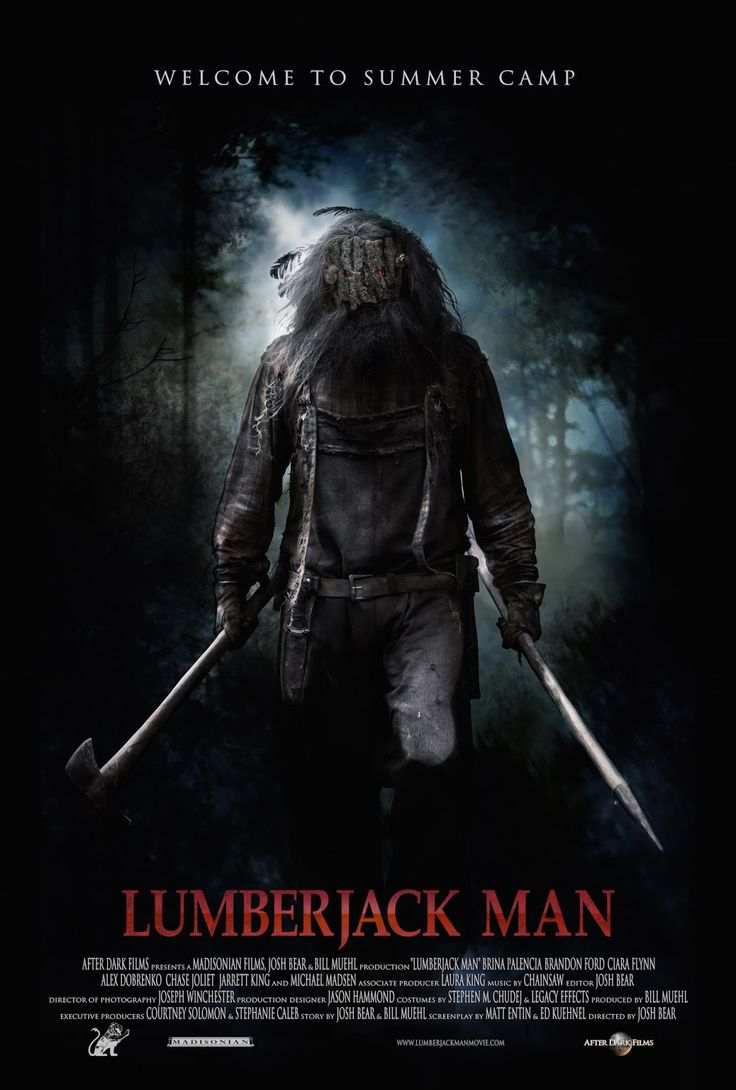 Lumberjack Man torrent do terror