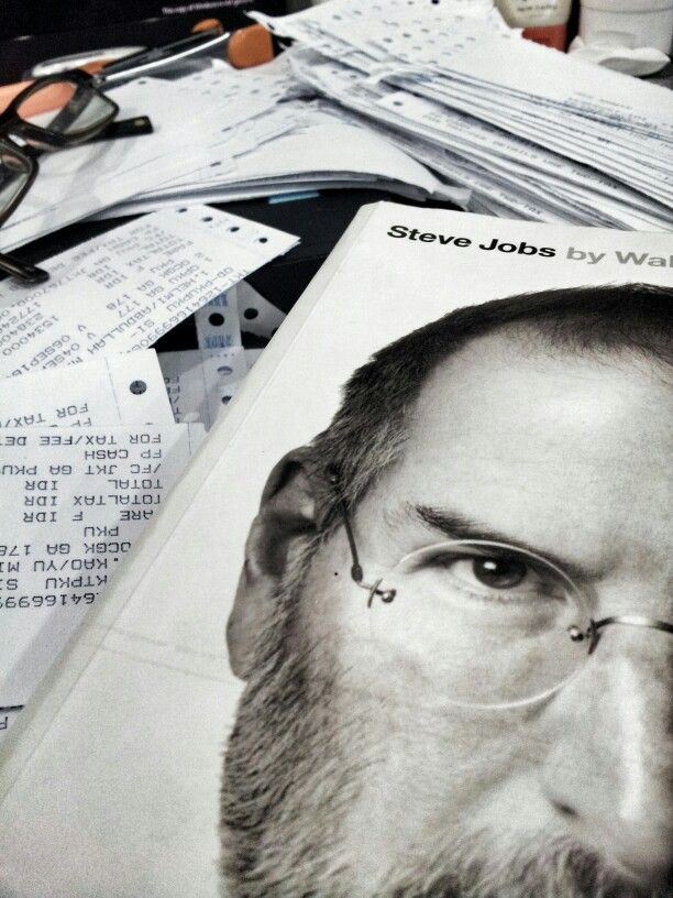 My Favorite Book - Steve Jobs Autobiography