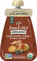 BeechNut Organic Pouches