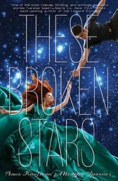 These Broken Stars (Starbound) This is a must read, its so original and a new twist at every turn plus amazing characters. its soooo good