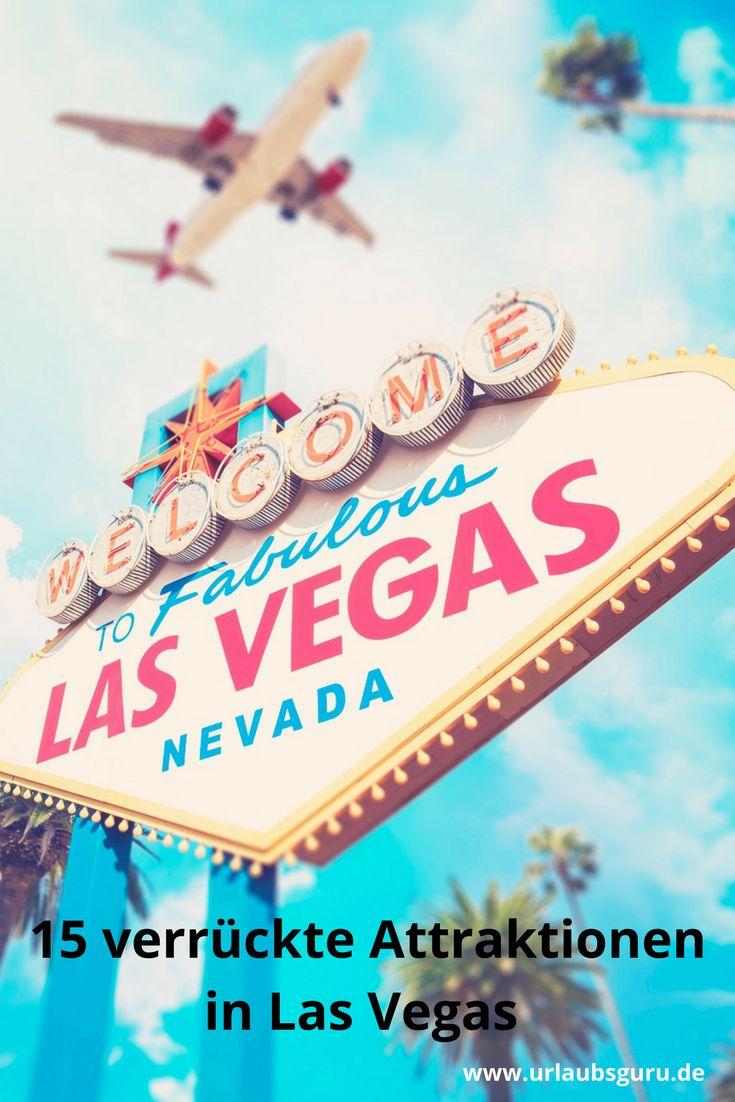 Was man in Las Vegas alles machen kann