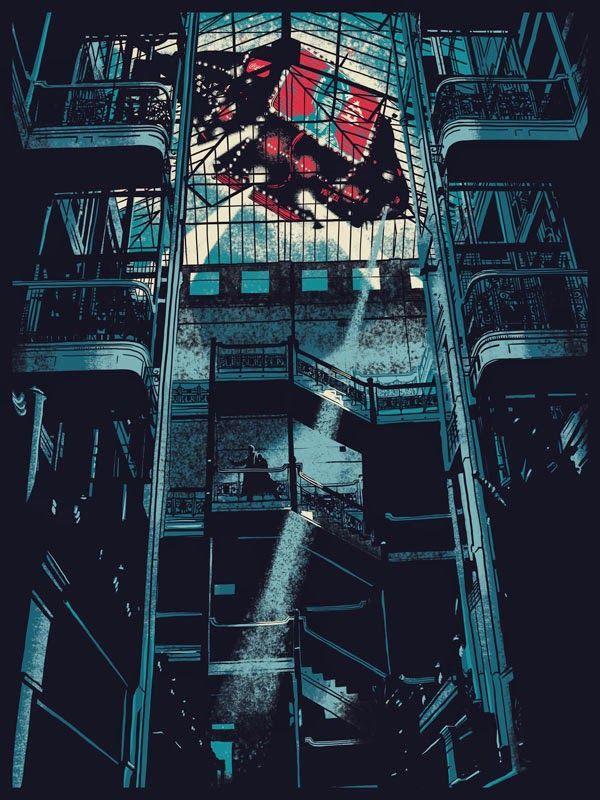 Blade Runner - Roy by Chris Thornley (Raid 71)