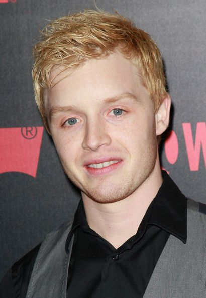 "Noel Fisher Photos Photos - Actor Noel Fisher attends the premiere reception for Showtime's ""Shameless"" Season 2 at Haus Los Angeles on January 5, 2012 in Los Angeles, California. - Premiere Reception For Showtime's ""Shameless"" Season 2 - Arrivals"