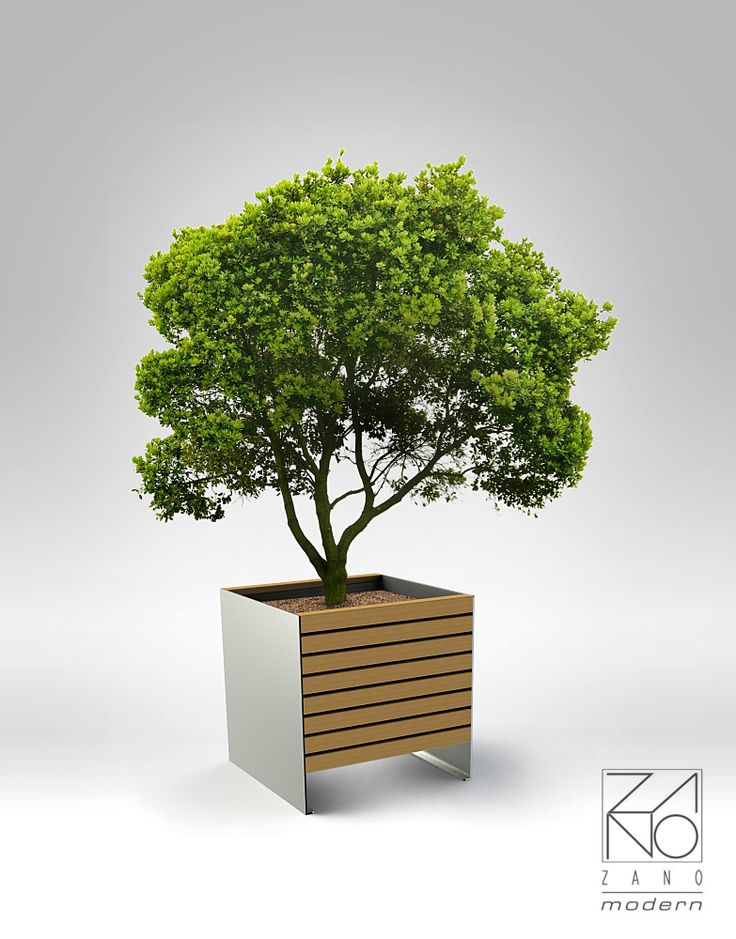 Simple planters provide a contemporary and elegant way to introduce planting into an environment. They are classically styled models which are embellished with copper to give a fantastic aesthetic. Those projects can be used to brighten up urban landscapes.
