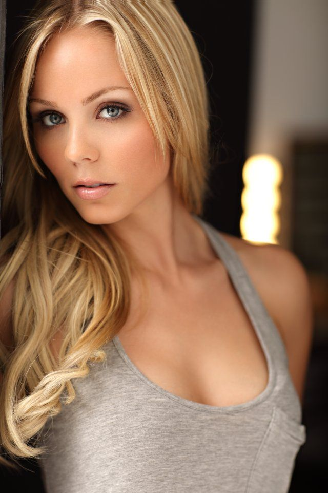 Laura Vandervoort is a Canadian actress who has become popular from her roles as Kara (Supergirl) on Smallville