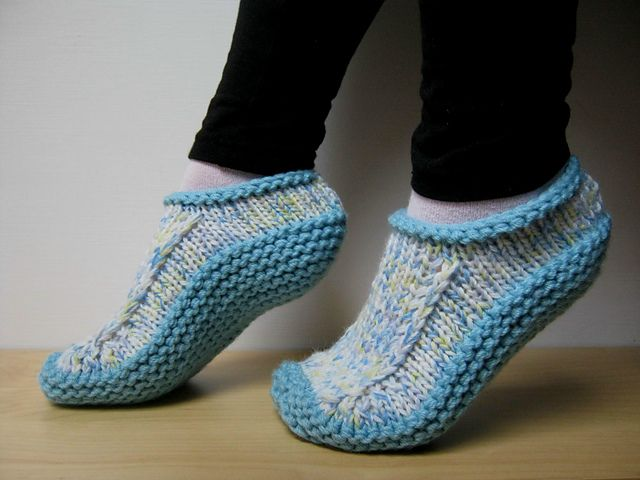 209 Best Knitting Socks Slippers And Booties Images On Pinterest
