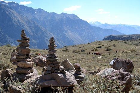 Landskap i Peru