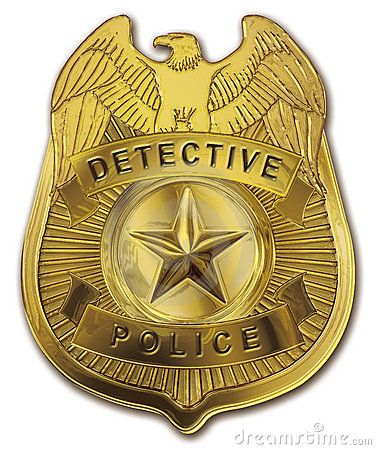 Hint #6! A police detective's badge