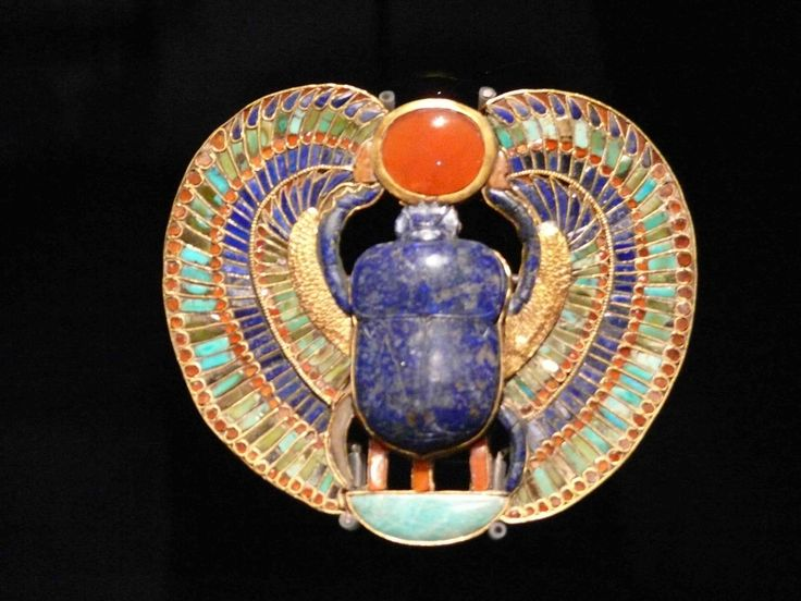 Artifacts Found In King Tut S Tomb Ancient Egyptians