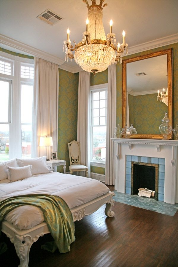 467 best images about french inspired bedrooms on for Bedroom mirror inspiration