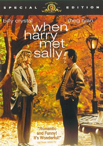 When Harry Met Sally and Christmas... the perfect combination