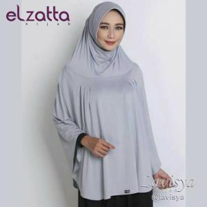 Elzatta Bergo Saida XL Dazatta Hijab Jilbab Instan Syari