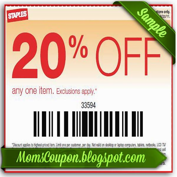 582 best Coupon Printable images on Pinterest February 2015 - staples resume printing