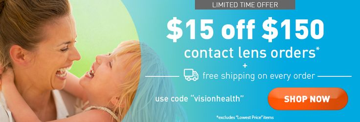 Order Contacts Online with Free Shipping | Contacts Direct