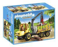 Playmobil Country 6813 Porteur avec bûcheron